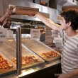 Pizza to Go — Stock Photo