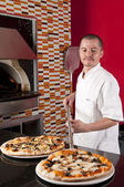 Pizza is ready — Stock Photo
