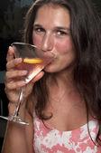 пить космополит — Стоковое фото
