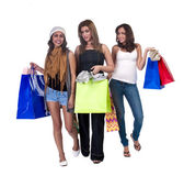 Visit to the mall — Stock Photo