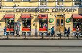 Nevsky Prospect Ave in St, Petersburg — Stock Photo