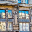 Nevsky Prospect Facade Detail — Stock Photo #31595809