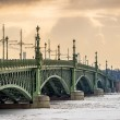 Stock Photo: Trinity Bridge in St. Petersburg