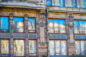 Nevsky Prospect Facade Detail — Stock Photo