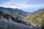 Smoky Mountains Scenery — Stock Photo