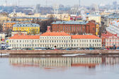 Cityscape of St. Petersburg in Russia — Stock Photo