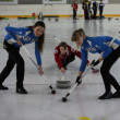 Curling — Stock fotografie