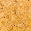 OSB  oriented strand board — Stock Photo