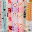 Stock Photo: Fabric