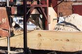 Sawmill — Stock Photo