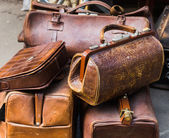 Old bag — Stock Photo