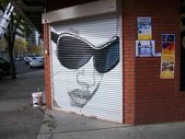 Arte urbana — Foto Stock