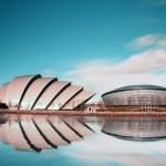 Glasgow City Skyline — Stock Photo #42461183