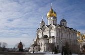 Moscow, Kremlin, Archangelic cathedral. — Stock Photo