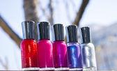 Nail varnish — Stock Photo