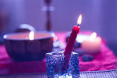 Magic ritual — Stock Photo