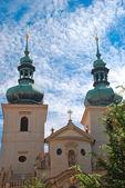 Strahov Monastery — Stock Photo