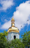 Saint Sophia's Cathedral Bell Tower — Stock Photo