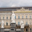 Monument to Princess Olga — Stock Photo