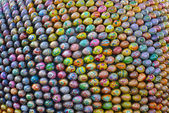 Background of Easter eggs — Stock Photo