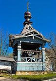 Bells of Trinity Monastery of St. Jonas — Stock Photo