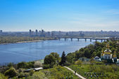 View of Kyiv — Stock Photo
