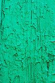 Gamla gröna brädans struktur — Stockfoto
