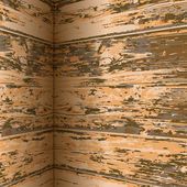 Kolorowe tło drewna — Wektor stockowy