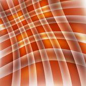 Abstrait backdrop de rouge et orange — Vecteur