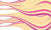 Lignes abstract vector jaune et violet — Vecteur