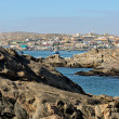 View of Luderitz in Namibia 2 — Stock Photo #22452479