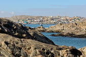 View of Luderitz in Namibia 2 — Stock Photo