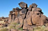 Giant's playground, Namibia — Stockfoto