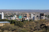 Windhoek cityscape — Stock Photo