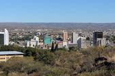 Windhoek stadsgezicht — Stockfoto