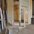 Decaying architecture at Kolmanskop 2 — Stock Photo