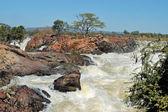 Ruacana waterfall — Stock Photo