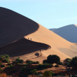 Stock Photo: Dune at Sossusvlei