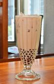 Bubble milk tea — Stock Photo