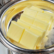Slices of Butter — Stock Photo
