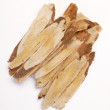 Astragalus root — Stock Photo