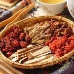 Китайской травяной медицины — Стоковое фото