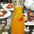 Fruit-tea — Stockfoto