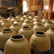 Earthenware pots — Stock Photo