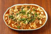 Mapo tofu — Stock Photo