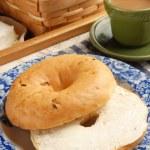 百吉饼 — 图库照片
