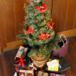 Christmas tree with gifts — Stock Photo #29923675