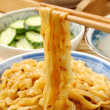 Dry noodles — Stock Photo