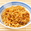 Stock Photo: Dry noodles