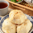 Chinese fried bun — Stock Photo #30584621